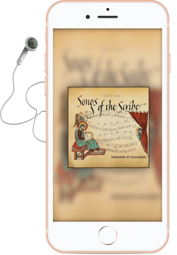 Songs of the Scribe MP3 album