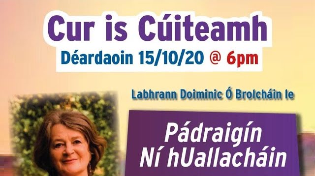 Cur is Cúiteamh - Destination Newry