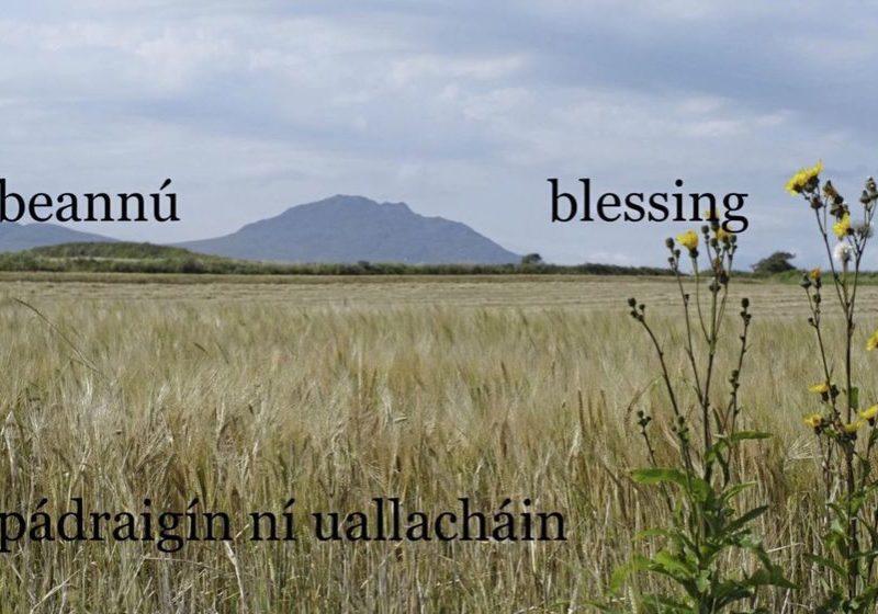 Pádraigín Ní Uallacháin Beannú video